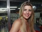 Ex-BBBs Iris Stefanelli e Flávia Viana vão à festa da Vila Maria