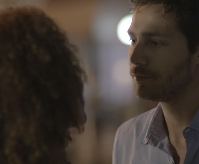 Pedro promete novas surpresas (Foto: TV Globo)