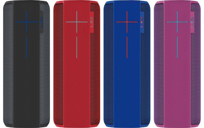 Caixa de som da UE pode se conectar com até oito aparelhos por Bluetooth (Foto: Divulgação/UE)