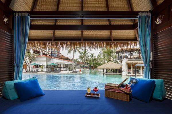 Resort do Hard Rock em Bali (Foto: Divulgação)