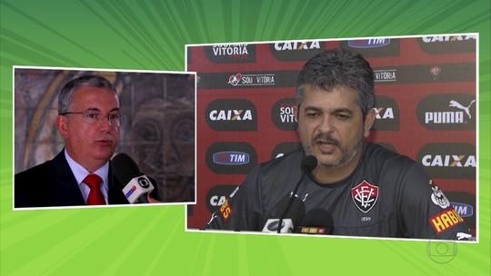 Presidente do Sport confirma Ney Franco como novo treinador
