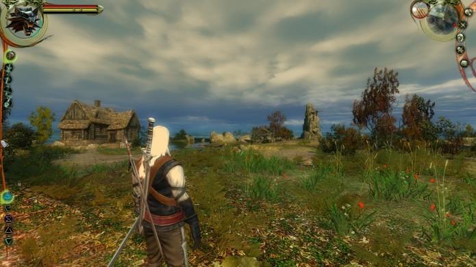 Após mostrar uma ótima demo a BioWare, a CD Projekt Red ganhou um estande na E3 (Foto: Reprodução/Nexus Mod)