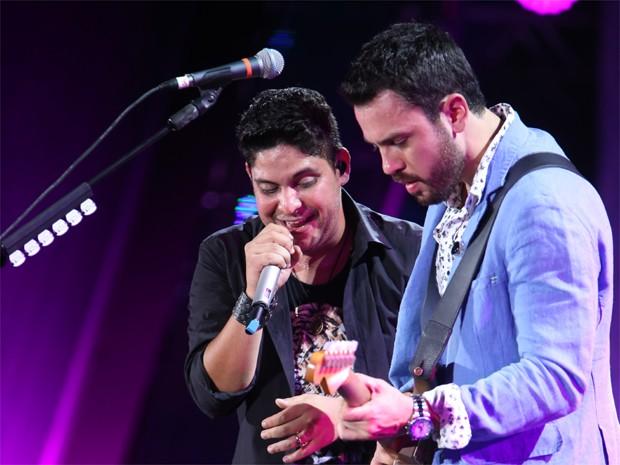 """Em 2015, a dupla Jorge & Mateus estão com novo trabalho, o álbum """"Os Anjos Cantam"""" (Foto: Rubens Cerqueira/Divulgação)"""