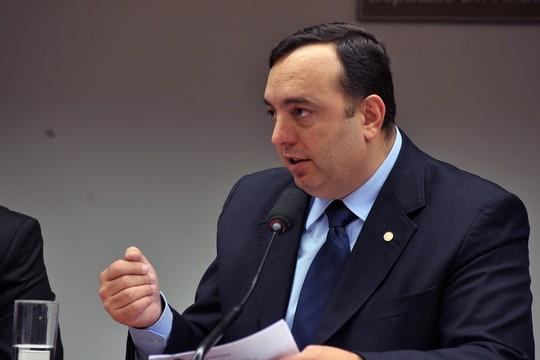 Fernando Francischini (SDD-PR) (Foto: Zeca Ribeiro/Câmara dos Deputados)