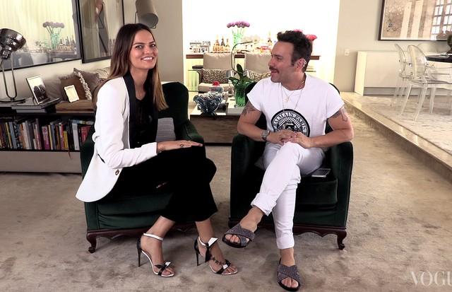 Matheus Mazzafera e Barbara Fialho (Foto: reprodução)
