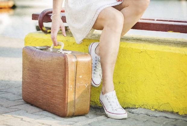 8 passos para fazer caber mais roupa na mala de viagem
