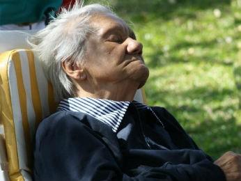Maria Felicidade da Silva Machado foi diagnosticada com Alzheimer aos 76 anos (Foto: Arquivo pessoal)