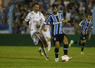 douglas grêmio novo hamburgo  (Foto: Lucas Uebel/Grêmio FBPA)
