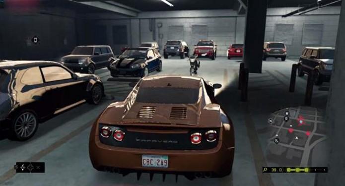 Lembre-se que NPC não se esconde em carros (Foto: Reprodução)