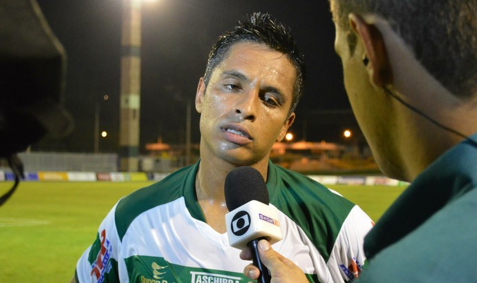 Thiago Silva Metropolitano (Foto: Sidnei Batista/CA Metropolitano)