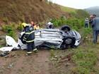 Vendedor morre em acidente na BR-267 próximo a Campestre, MG