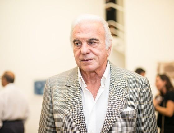 O investidor Naji Nahas (Foto: Bruno Poletti/Folhapress)