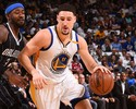 Warriors sobram em quadra, arrasam Magic e abrem distância dos Spurs