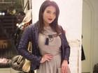 Geisy Arruda investe em acessórios em looks para usar de dia e à noite