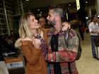 Assessoria de Bruno Gagliasso e Giovanna Ewbank confirma adoção