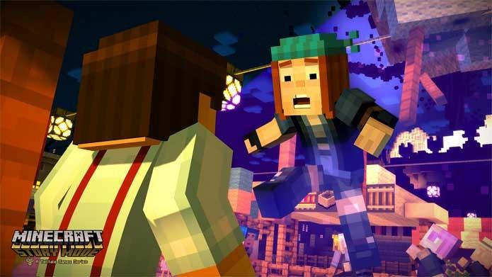 Minecraft Story Mode (Foto: Divulgação/Telltale)