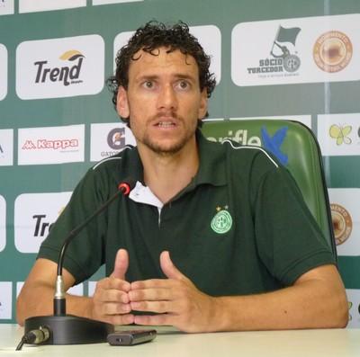 Gustavo Bastos Guarani Bugre (Foto: William Torres / Guarani FC)