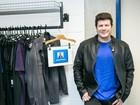 Paulo Ricardo diz por que gosta de usar preto: 'Emagrece, não suja e é rock'