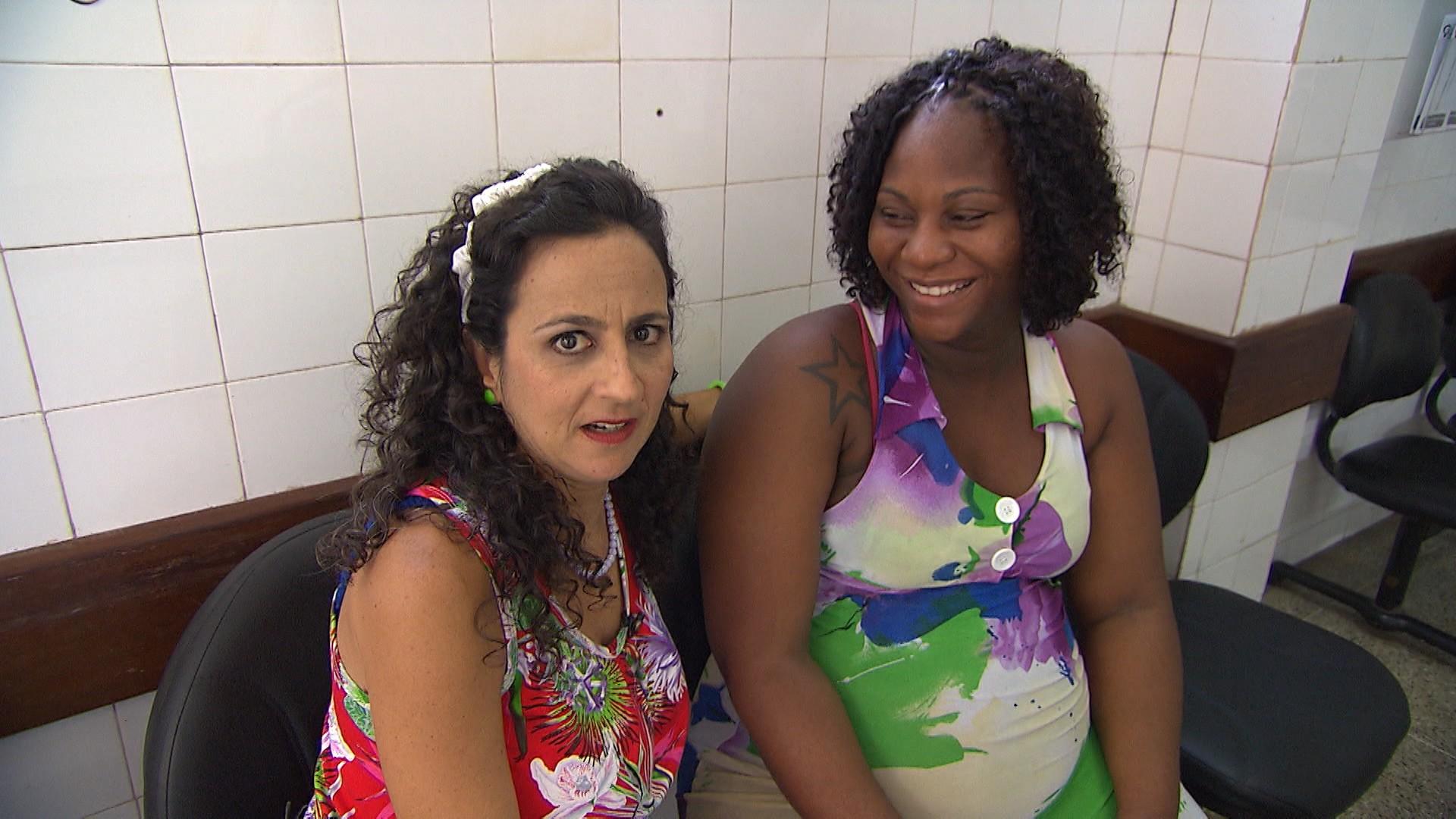 No primeiro episódio, mulheres contam o que sentiram ao descobrir gestação (Foto: Divulgação)