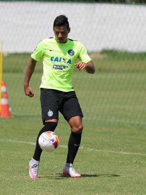 César Benítez Coritiba (Foto: Divulgação/ Coritiba)