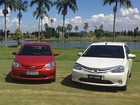 Toyota Etios 2017: primeiras impressões