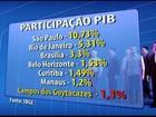 Campos, RJ, aparece na 7ª colocação em participação no PIB nacional