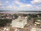 Frente fria provoca nuvens carregadas em Rondônia nesta quarta-feira, 22