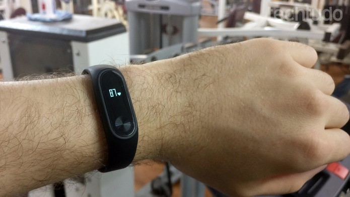Review Xiaomi Mi Band 2 Techtudo
