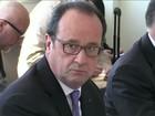 Cerca de 50 pessoas estão entre a vida e a morte, diz Hollande
