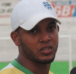 Cleisson Timbaúba (Foto: Lucas Liausu)