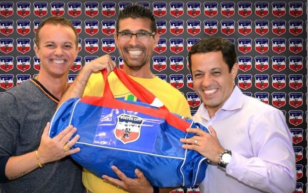 Palhinha, presidente do Boston City FC