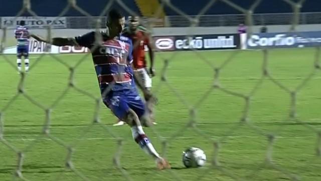 Boa Esporte x Fortaleza - Campeonato Brasileiro Série B 2018 ... 8464b309e3022