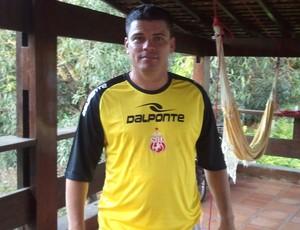Celinho Valentim, técnico do Imperatriz (Foto: Divulgação/Carloto Junior)