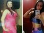 Foto faz auxiliar contábil mudar de vida e perder 17kg de forma saudável