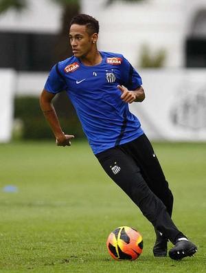 Neymar (Foto: Ricardo Saibun/Divulgação Santos FC)