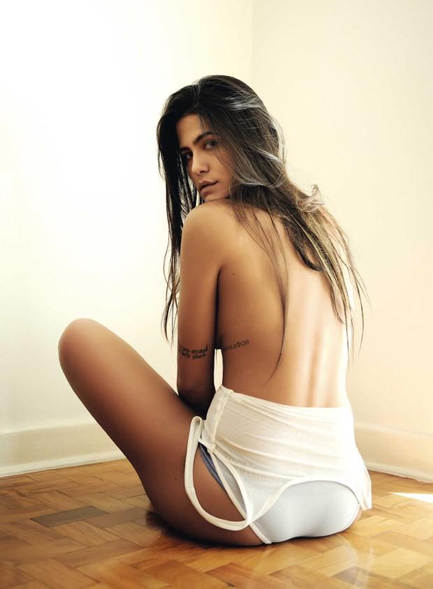 Antonia Morais (Foto: Daniel Aratangy/Revista Trip)