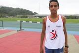 De olho no Bi, Valério quer o recorde do Brasileiro de Atletismo Menor