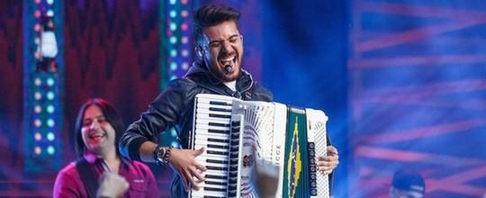 Belém lança São Pedro com Luan e Forró Estilizado (Rawide Hicaro/Divulgação)