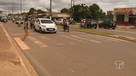 Polícia está em busca de motorista que provocou acidente na Fernando Guilhon