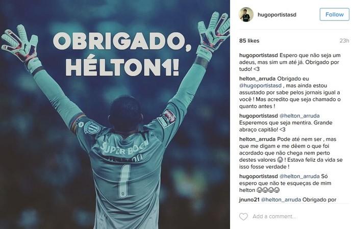 Porto pagou 4,3 milhões de euros para dispensar goleiro brasileiro e técnico