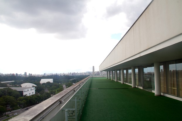 MAC-USP foi local escolhido para o evento (Foto: Divulgação)