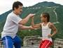 Temperatura Máxima tem Jackie Chan e Jaden Smith em 'Karatê Kid'