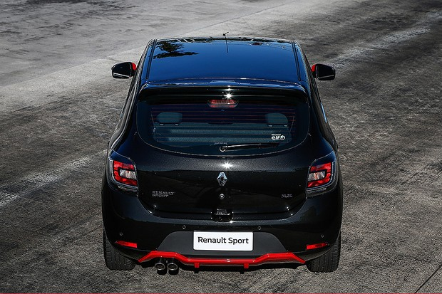 Renault Sandero Racing Spirit (Foto: Renault)