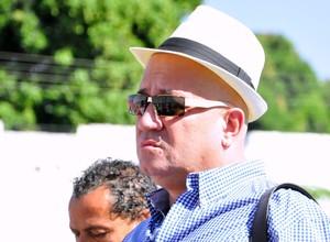 César Gaúcho presidente do CEOV (Foto: Robson Boamorte)
