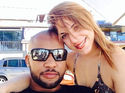 Edelson Silva e Bethe Correia (Foto: Reprodução / Instagram)