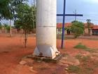 Moradores de cidade de MT furtam água de reservatório de igreja