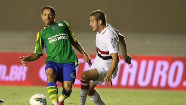 Iarley Goiás x São Paulo (Foto: Weimer Carvalho / VIPCOMM)