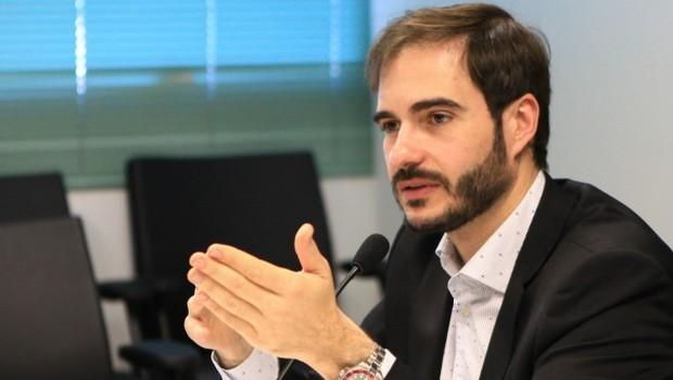 Secretário especial da Micro e Pequena Empresa do governo federal, José Ricardo Veiga (Foto: Filipe Scotti)