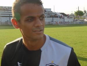 Gustavo, lateral-direito, Botafogo-PB (Foto: Divulgação / Botafogo-PB)