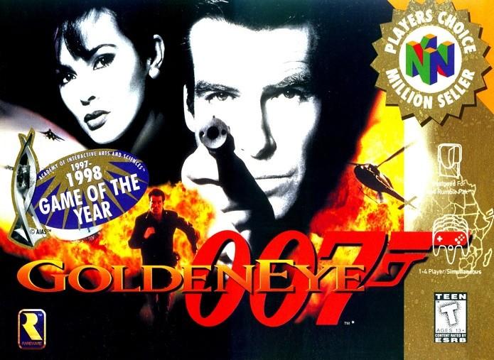 GoldenEye 007: confira diversas curiosidades do clássico game de Nintendo 64. (Foto: Reprodução/theisozone.com) (Foto: GoldenEye 007: confira diversas curiosidades do clássico game de Nintendo 64. (Foto: Reprodução/theisozone.com))